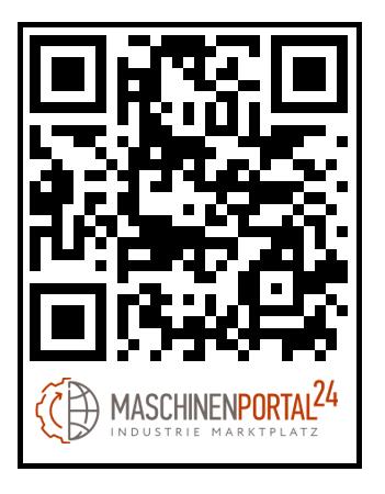 Маркетплейс MaschinenPortal24